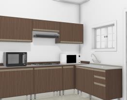 Cozinha Delmarco Atenas - Camila - Cliente Lucia
