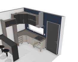 Cozinha Modelo 3