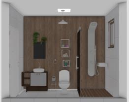 Banheiro - Morada da Serra
