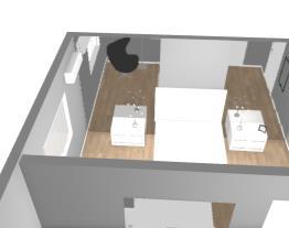 quarto, armário, casa de banho