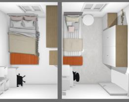 2 opções de quartos