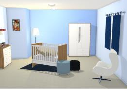Dormitório Infantil - Pão de Mel