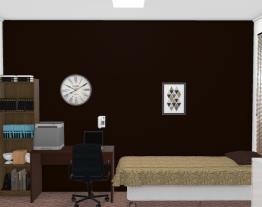 Dormitório Nick