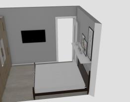 Quarto Apartamento tenda