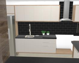 cozinha forno lateral Kapp