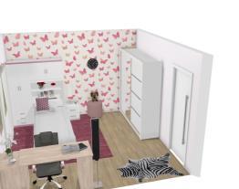 quarto para menina