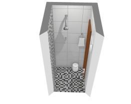 Meu novo banheiro