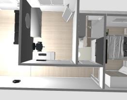 Apartamento Tenda - Corredor