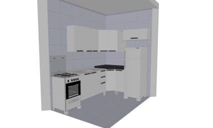 Modelo de Cozinha