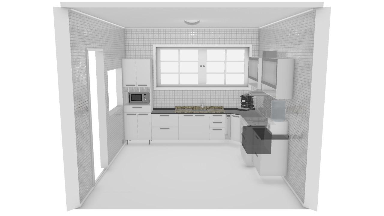 Cozinha van
