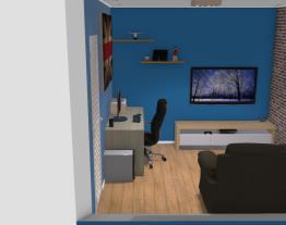 Meu projeto game room