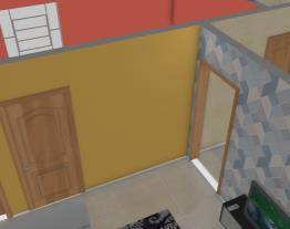 Projeto/maquete 3D - Casa Samuel