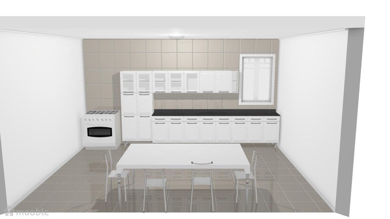 cozinha rua T aço