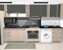 Cozinha - Lado A