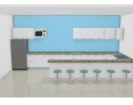 modelo cozinha sem fluxo