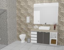 Banheiro Roberto Correa