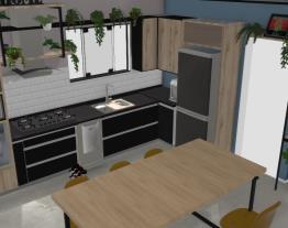 cozinha original