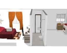 Suely quarto de casal 4x4