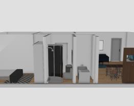 casa  térrea com 3 quartos