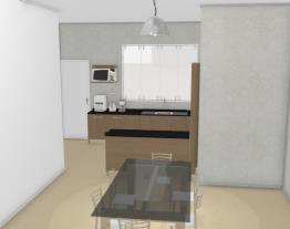 Cozinha Mikita Fabres