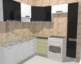 Cozinha Vivace 1 projeto MISTO