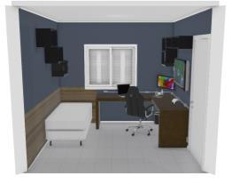 meu quarto industrial