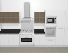 Cozinha do catálogo