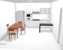 Projeto Cozinha Diogo