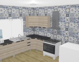 Cozinha Clecio e Sai 02