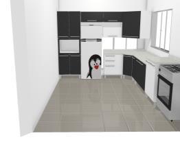 cozinha da Jessica
