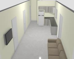 Projeto casa Mae