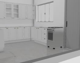 Cozinha americana II
