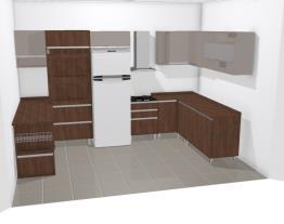 Cozinha HENN Connect/Cliente Edizangela