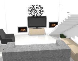 Sala de estar linda