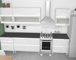 Cozinha Belísima Plus Branca