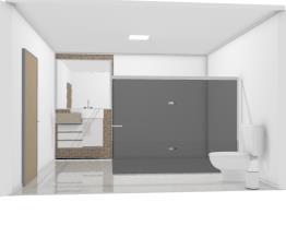 banheiro ape