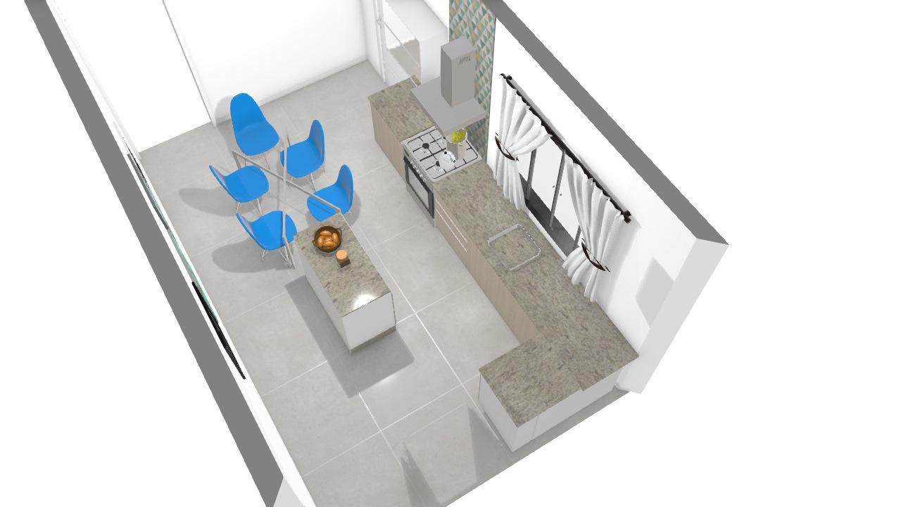 Josi HP cozinha