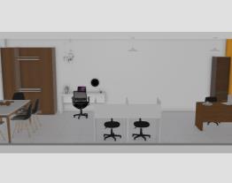 sala integrada - integrada