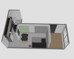 Sala/cozinha (2)