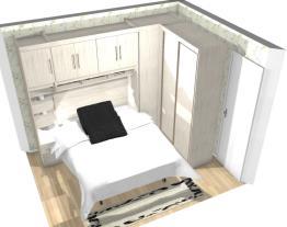 amanda dormitorio