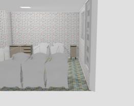 dormitorio dos 8 bebes