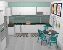 Cozinha da Gabriela - Casa 1