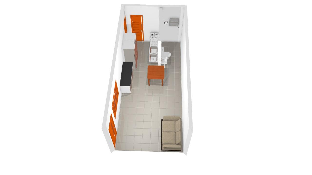 Cozinha 160 etapa 1