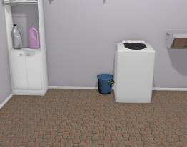 área lavanderia