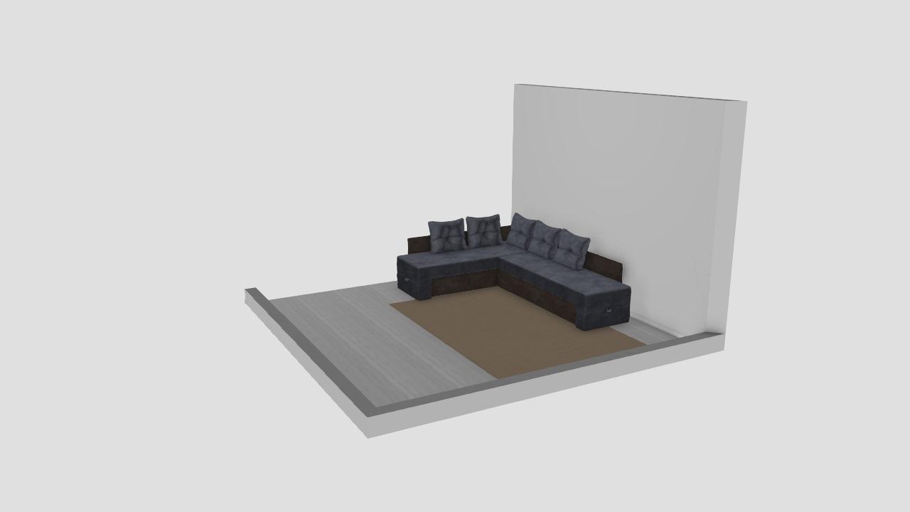 Minha sala de estar