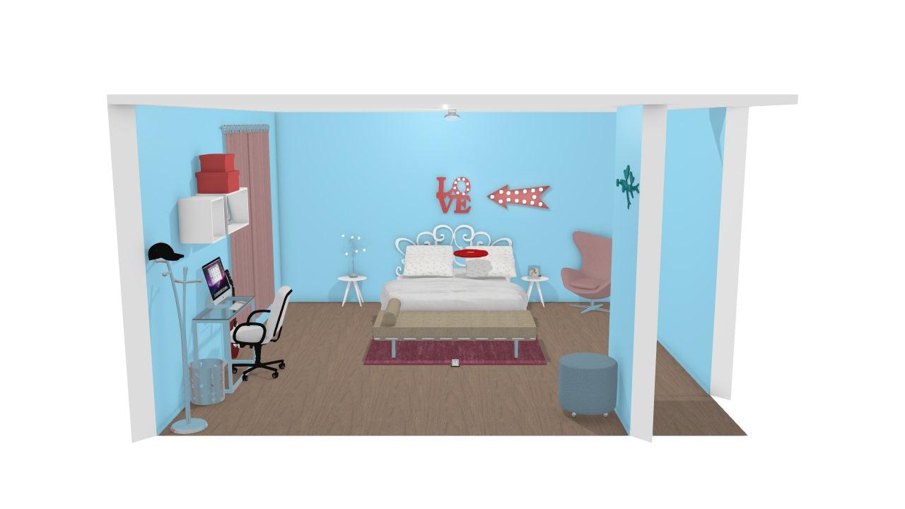 meu quarto Ana Clara