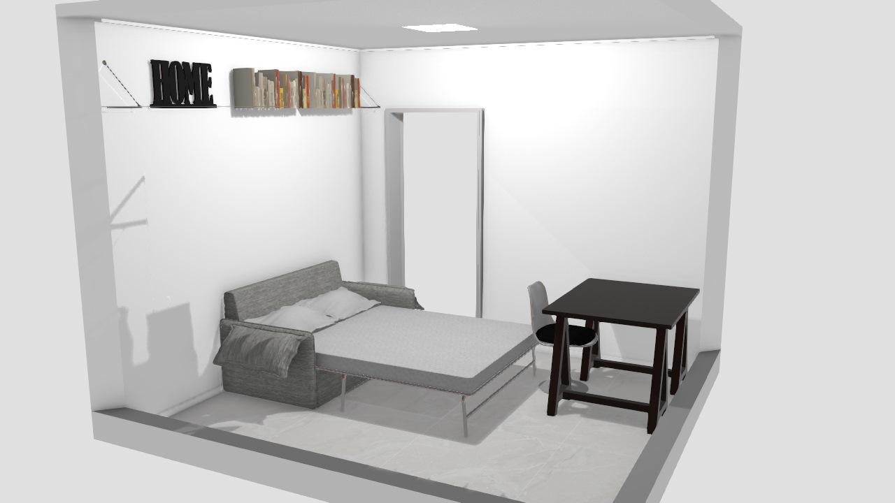escritorio/ quarto de hospedes Benone
