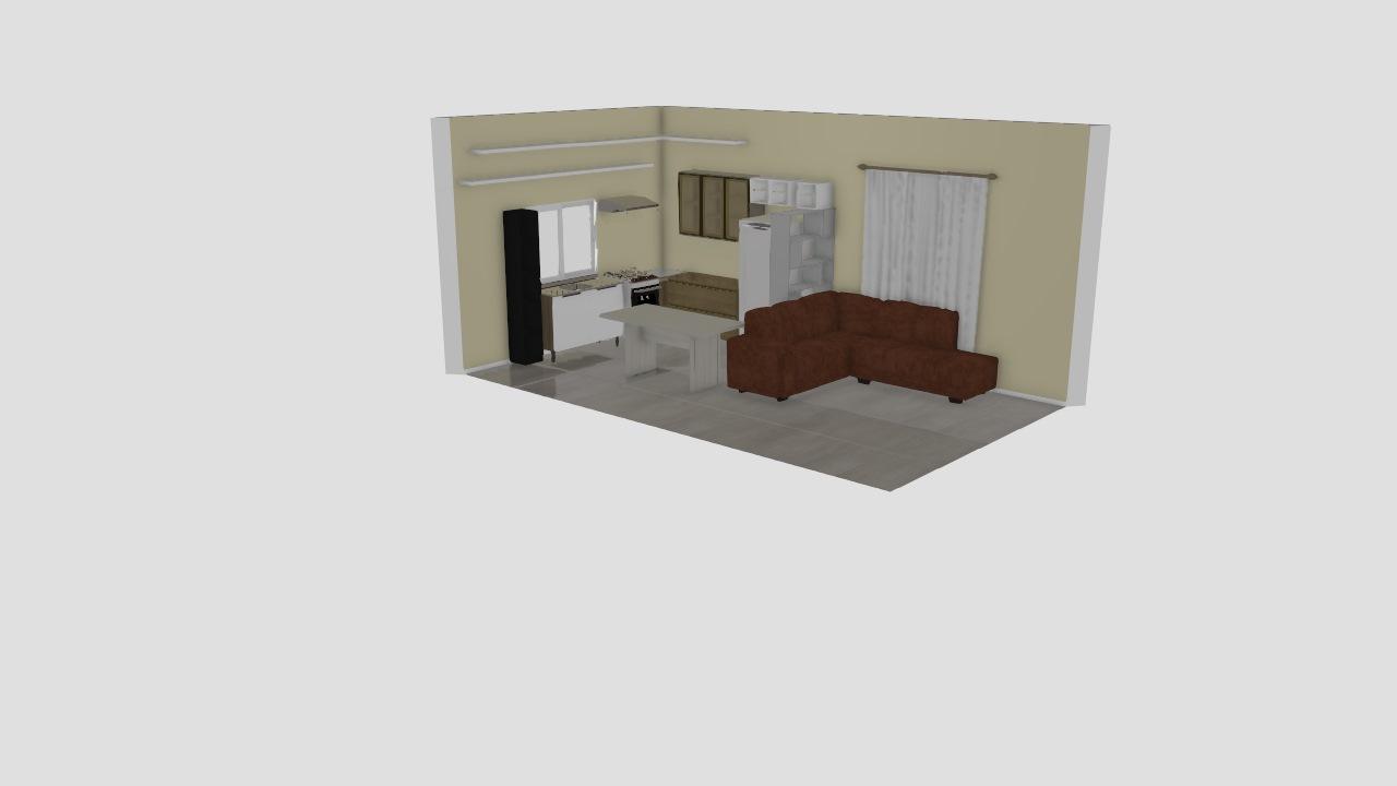 Meu projeto sala no Mooble