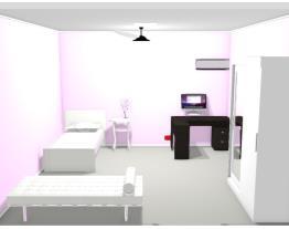quarto rosinha