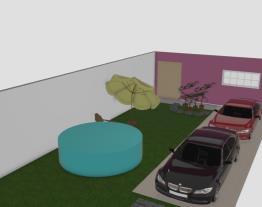 Meu projeto Mobly - AREA EXTERNA